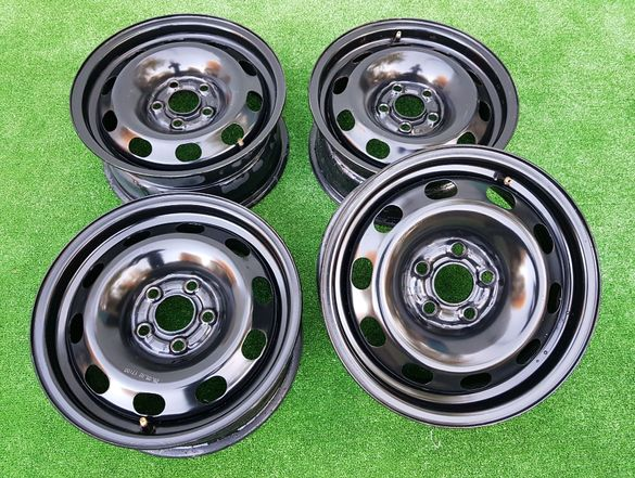 """Оригинални метални джанти VW/AUDI- 14"""", 15"""" и 16"""" 5x100"""