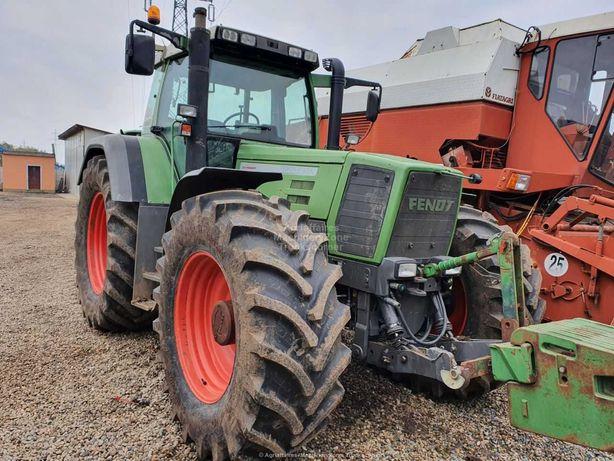 Tractor Fendt Favorit 824 Turboshift, an 1999, AC, 4x4. Import Belgia