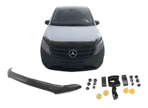 Спойлер за преден капак /Дефлектор за Mercedes Vito /от 2014 до 2019