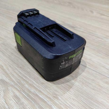Батерия на FESTOOL ,BPC 15 /3Ah,Li-lon