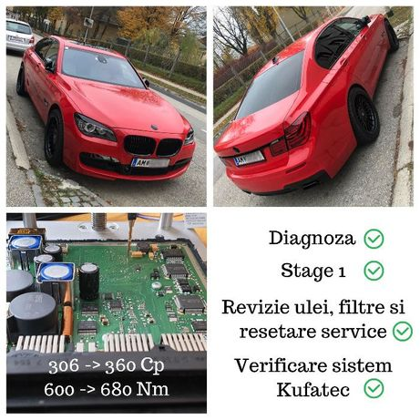 Chip Tuning, Chiptuning, Resoftare, Rescriere, Remapare, Stage 1/2/3