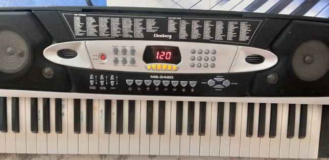 Продам электронное пианино