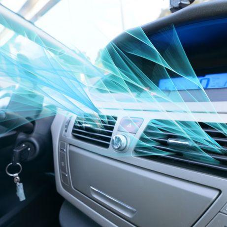 Reparatii clima auto, Incarcare freon aer conditionat auto