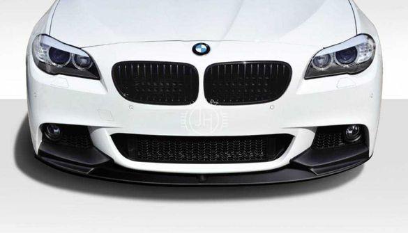 M Performance лип спойлер/нож за бмв Ф10 BMW F10 lip spoiler