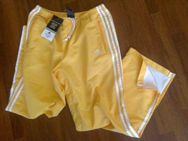 Pantaloni Adidas M galben