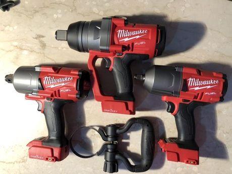 MILWAUKEE m18 filetanta IMPACT 2000-2500 Nm, NOU