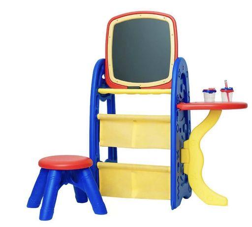 Парта-мольберт -многофункциональный детский игровой центр
