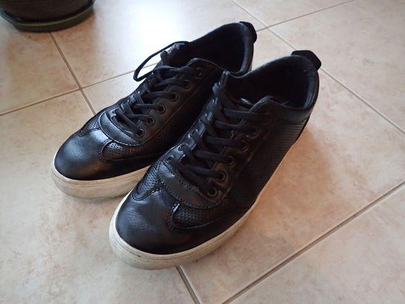 здрави мъжки черни обувки 42 номер