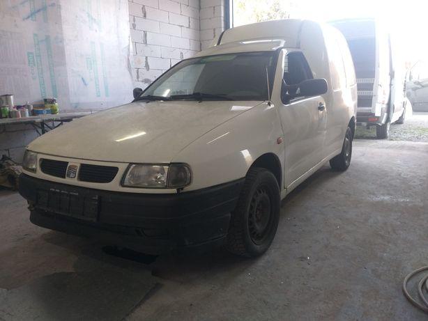 Dezmembrez Seat Inca- Vw Caddy an 2001 Motor 1.9 sdi