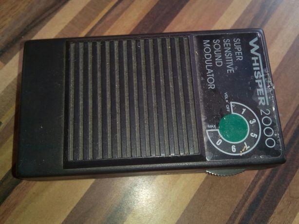 Super Sensitive Modulator WHISPER 2000