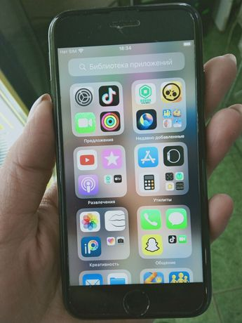 Продам iPhone 7 состояние отличное