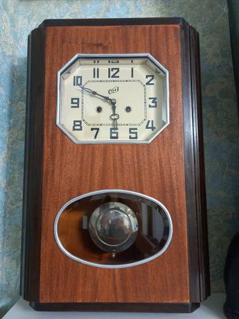 Часы настенные с боем. В рабочем состоянии. З