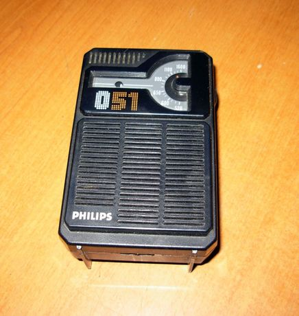 Radio PHILIPS 051 -stare f bun