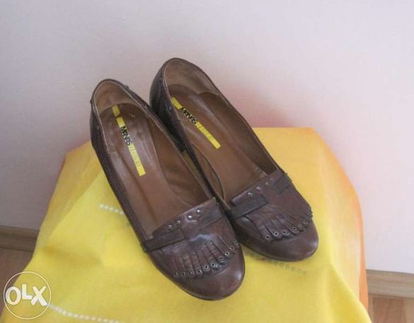 Италиански обувки MANAS LEA FOSCATI