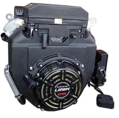Двигатель LIFAN 27 л.с. для снегохода, трактора, погрузчика, насоса