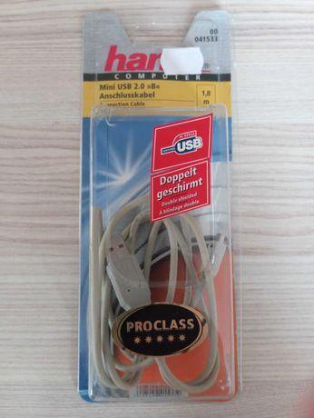 USB кабел Hama 1.8 m