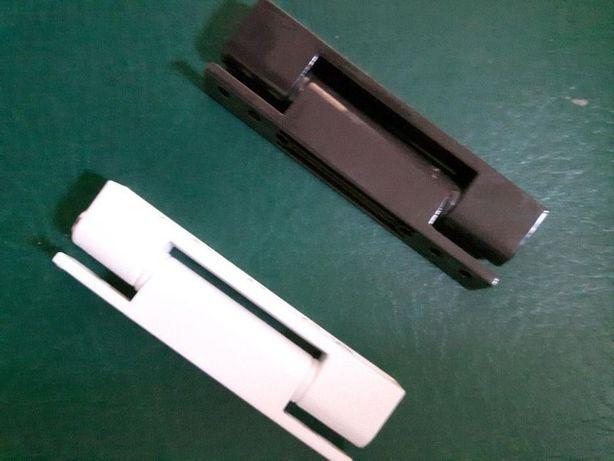 Balama aluminiu tip 100, balamale termopan. Balamale ferestre usi etc.