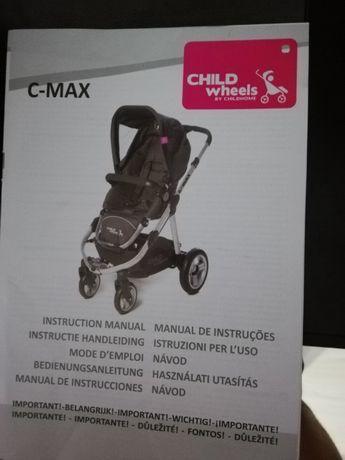 Бебешка количка C-MAX