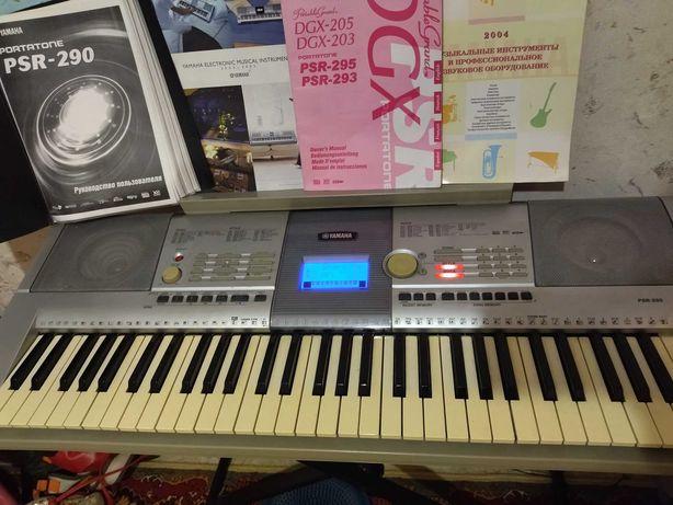 Yamaha синтезатор