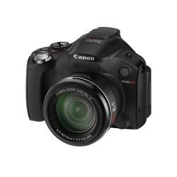 Canon SX40 HS IS - 12 MPx, zoom optic 35x, LCD rabatabil 1865 cadre