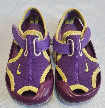 Sandale copii Nike Sunray marimea 22, 12.5 cm baieti sau fete