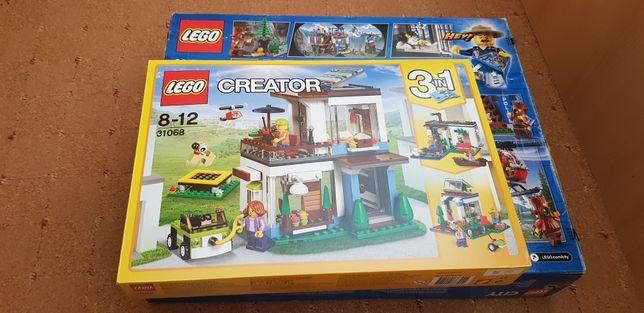 Vand Lego Modern Home 8-12 ani 31068