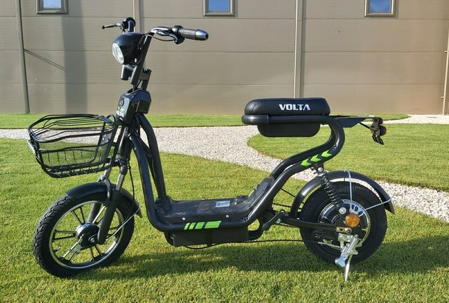 Bicicleta Electrica DELUXE VOLTA Mini 48V 12A, 35km auton.Fara Permis!