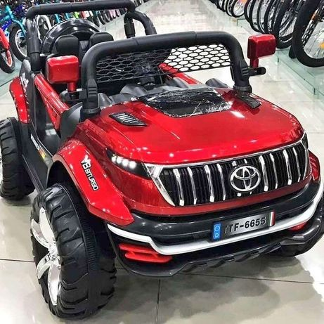Дитячий Электромобиль Toyota TTF 6655
