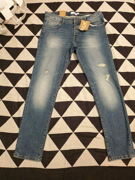 Blugi jeansi marime M sau L