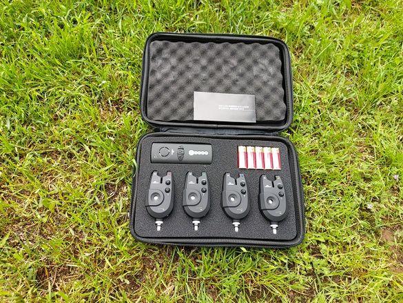 Комплект сигнализатори Ron Thompson Ontario 4+1//Сигнализатори 4+1 FL