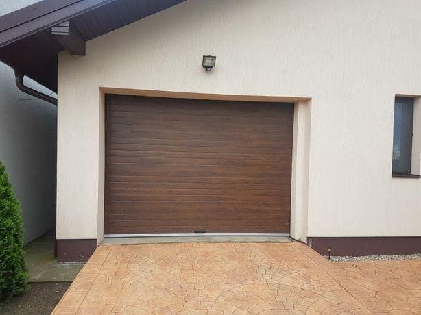 Uși  de garaj sectionale