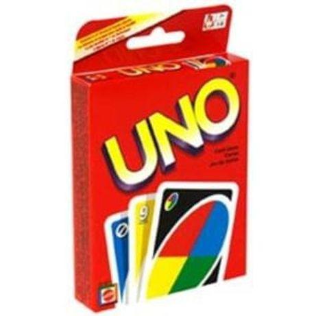 Карты уно ( uno ) новые игральные оригинал запечатанные