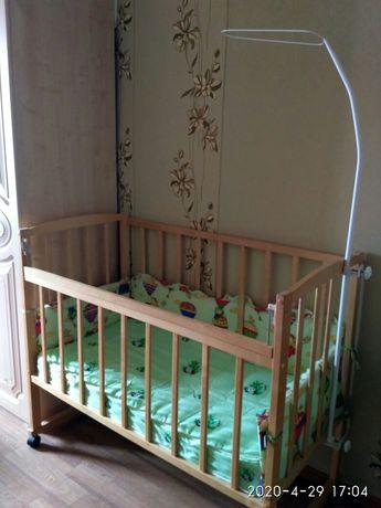 Детская кровать - качалка