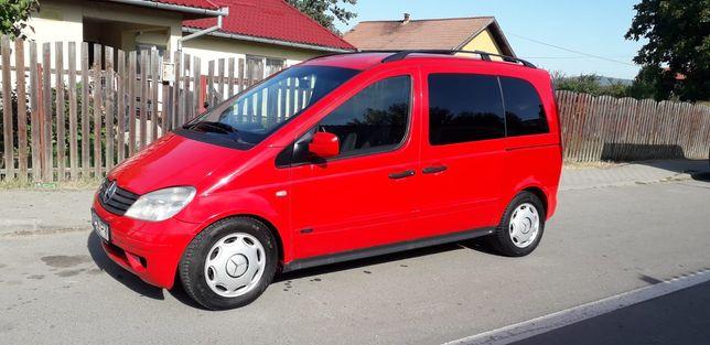 Mercedes Vaneo 1.6 Benzină