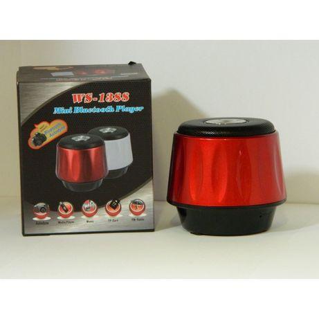 Mini Boxa Portabila Cu FM si microfon incorporat