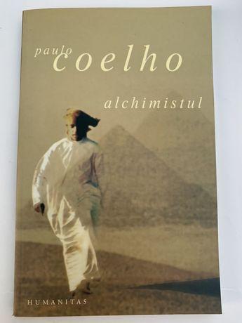 Alchimistul, de Paulo Coelho, ed. Humanitas