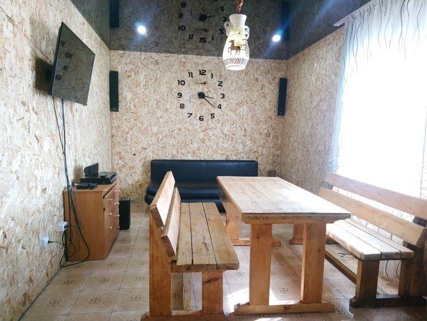 Баня на дровах 31мкр