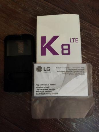 Телефон lg k-8..