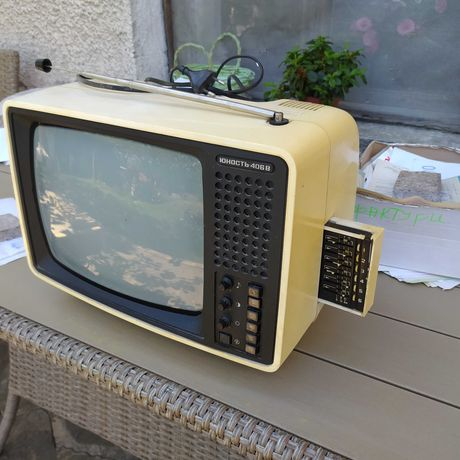 ЛОТ 3 броя телевизори: Юность-4068; Watson; KTN