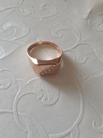 Мужское кольцо/ печатка
