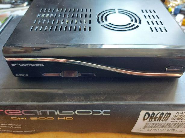 Receptor satelit digital Dreambox DM500HD original