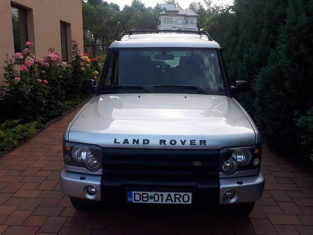 land rover discovery Td5 orice piesa /dezmembrez