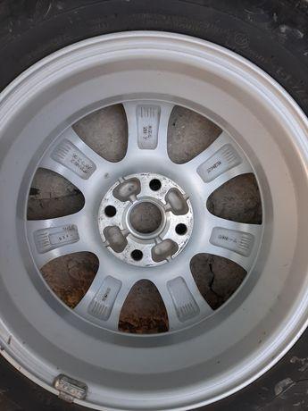 Диски и шины на chevrolet spark (m300)