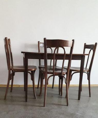Masa + patru scaune