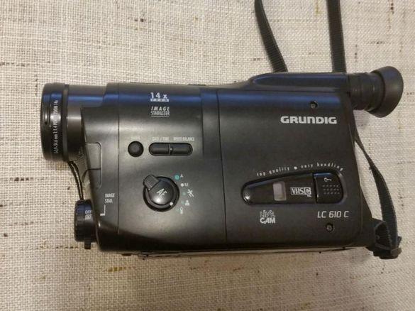 Нова цена! видеокамера Grundig LC 610C