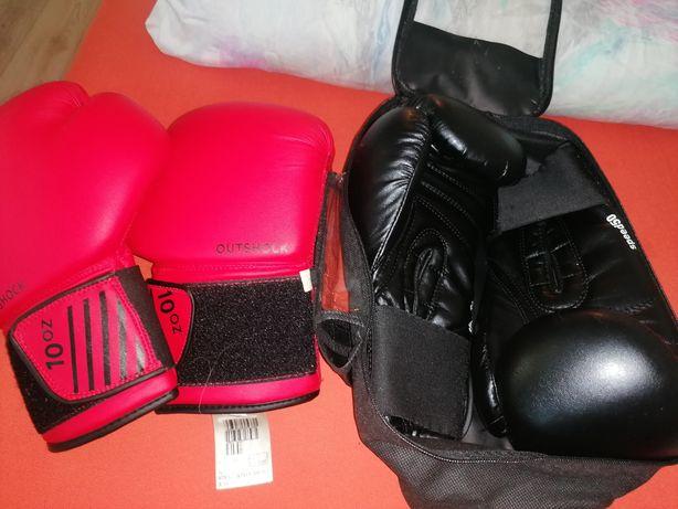 Vând 2 perechi de mănuși de box Adidas și Outshock!