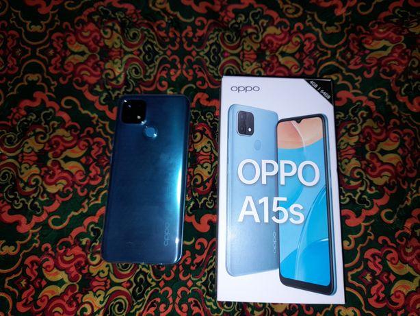 Oppo A15s смартфон