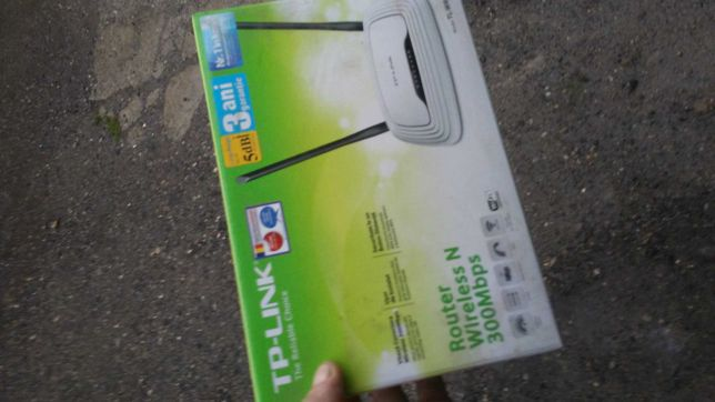 Vand router wi fi