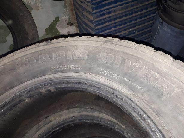 Продаю шины R 16 245/70 состояние б/у 3шт
