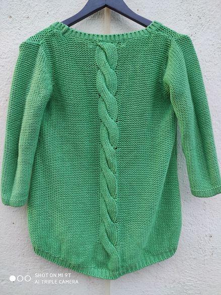 Супер сладурска дамско пуловерче М размер